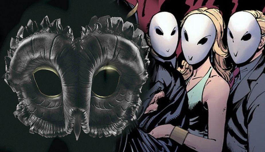 Gotham Confirma Con Esta Foto Que La Corte De Los Buhos Controlara