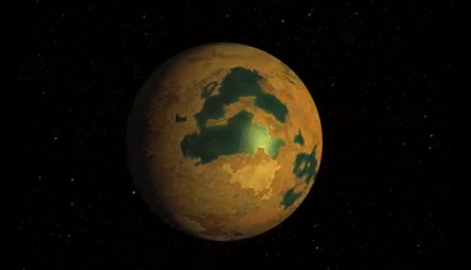 Resultado de imagen de El planeta Vulcano de Star Trek