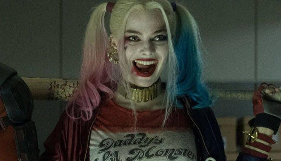 Margot Robbie es Harley Quinn en 'Suicide Squad' (Foto: Warner Bros.)