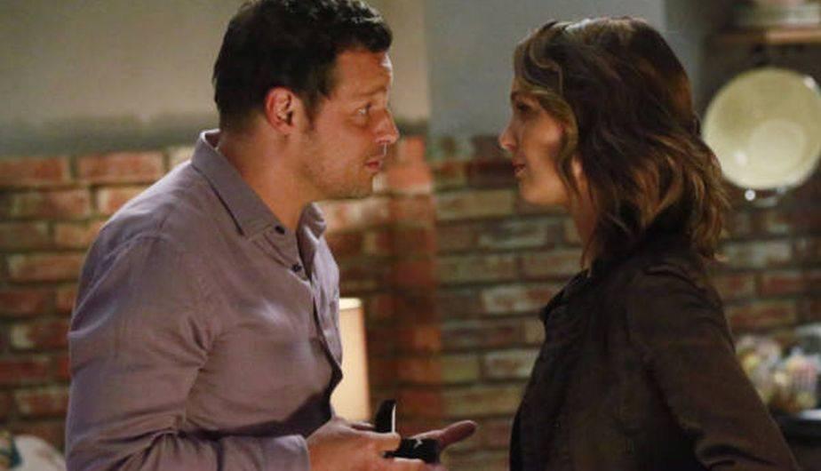 Grey\'s Anatomy 13x01: ¿hay esperanzas para Alex Karev y Jo ...