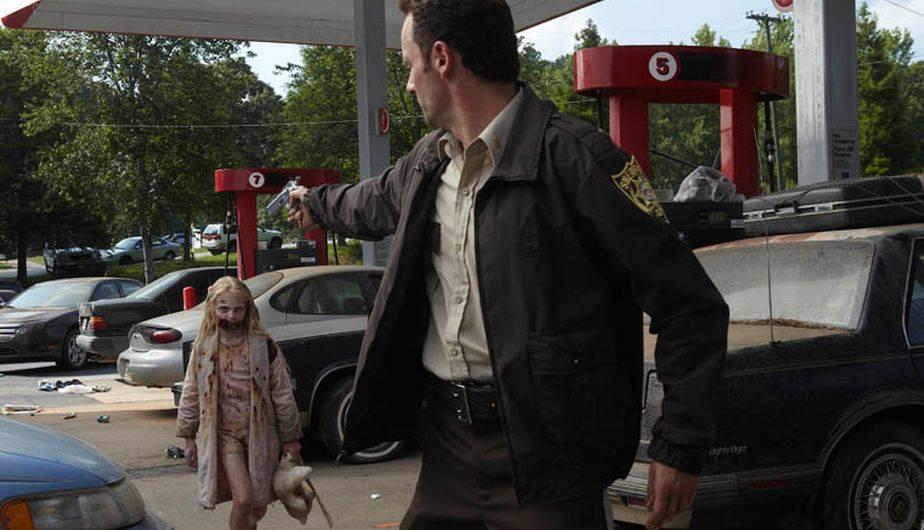 Resultado de imagem para the walking dead 1x01