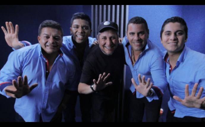Grupo 5 le canta al norte en videoclip realizado por percy for Grupo el norte