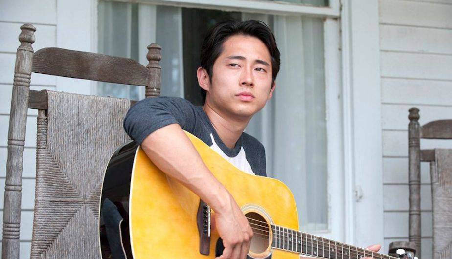 Steven Yeun es Glenn Rhee en 'The Walking Dead' (Foto: AMC)