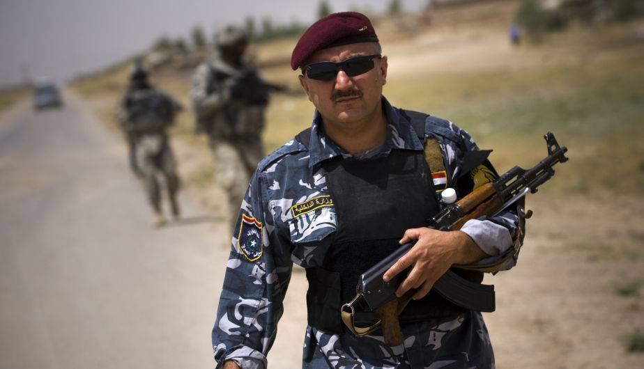 Policía de Irak. (Foto: Getty Images)
