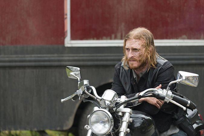 Austin Amelio es Dwight en ?The Walking Dead' (Foto: AMC)