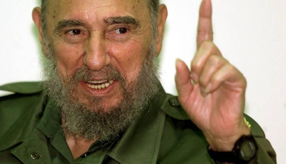 Fidel Castro Frases