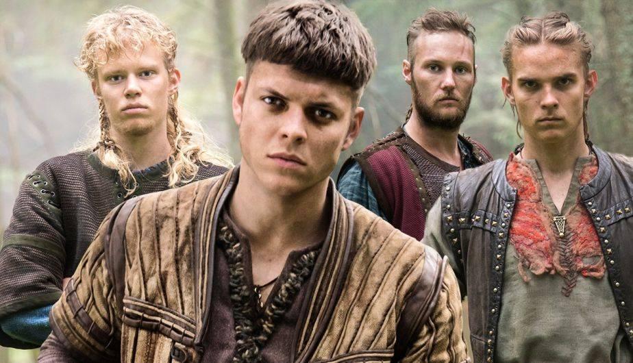 Vikings: ¿quiénes fueron los vikingos Ivar, Bjorn, Ubbe, Sigurd y
