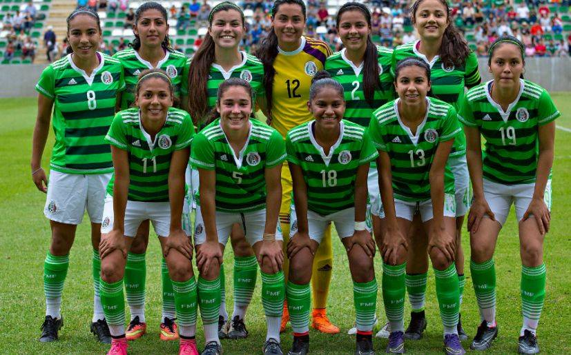 M eacute xico tendr aacute  una liga propia de f uacute tbol femenino en  2017 (. México tendrá una liga propia de fútbol femenino ... a1f3e079d44c2