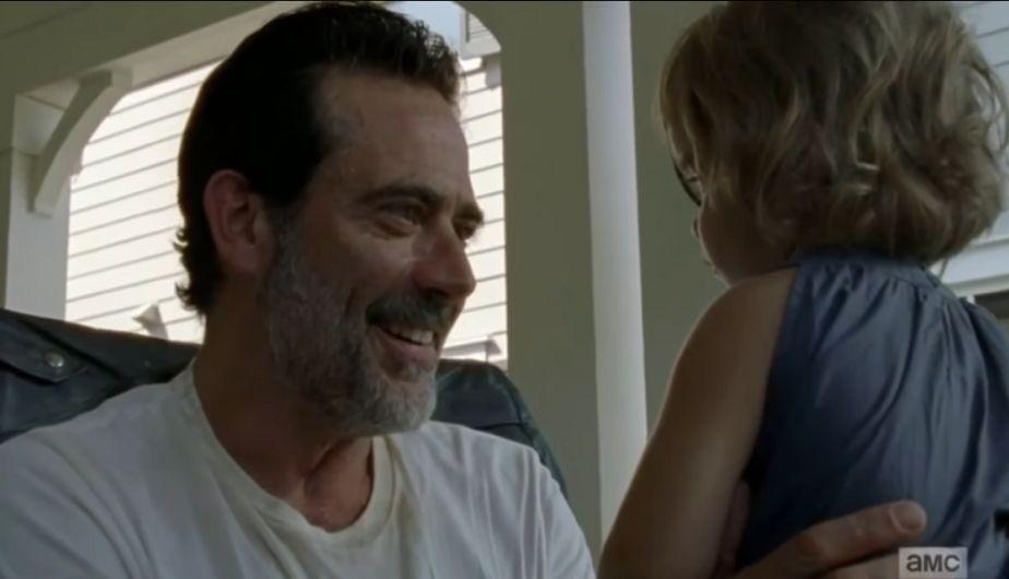 The Walking Dead 7x07: ¿Negan matará a la pequeña Judith Grimes en ...