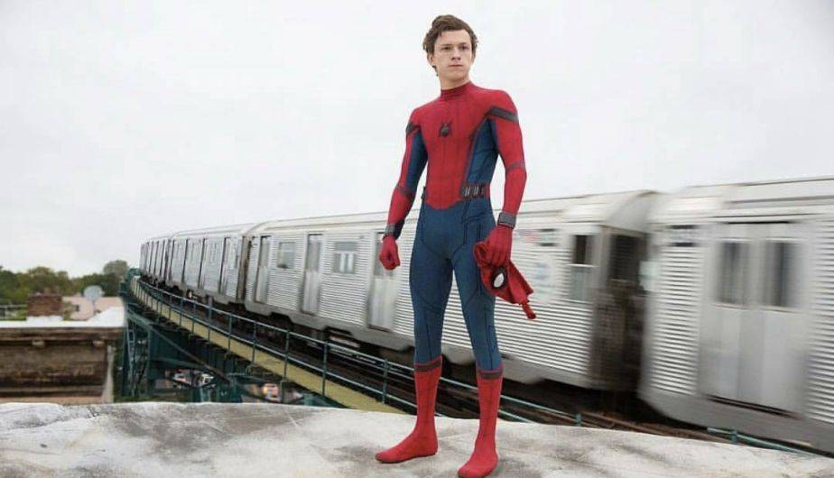 Resultado de imagen para spiderman homecoming tom