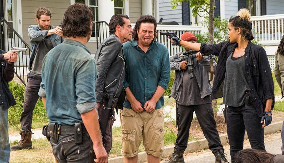 The Walking Dead 7x09: cuándo será el estreno de parte 2 de ...