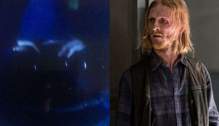Austin Amelio es Dwight en 'The Walking Dead' (Foto: AMC)