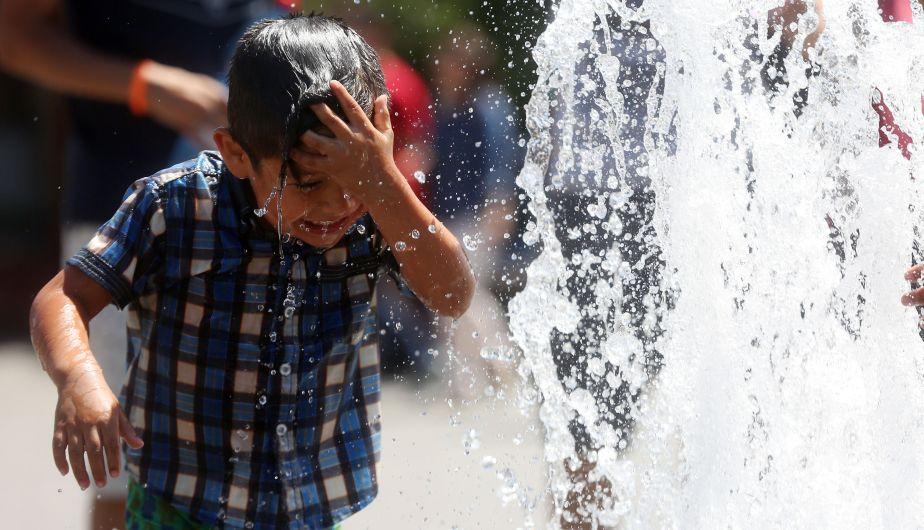Alerta en Chile por extremo calor en algunas regiones del país (EFE)