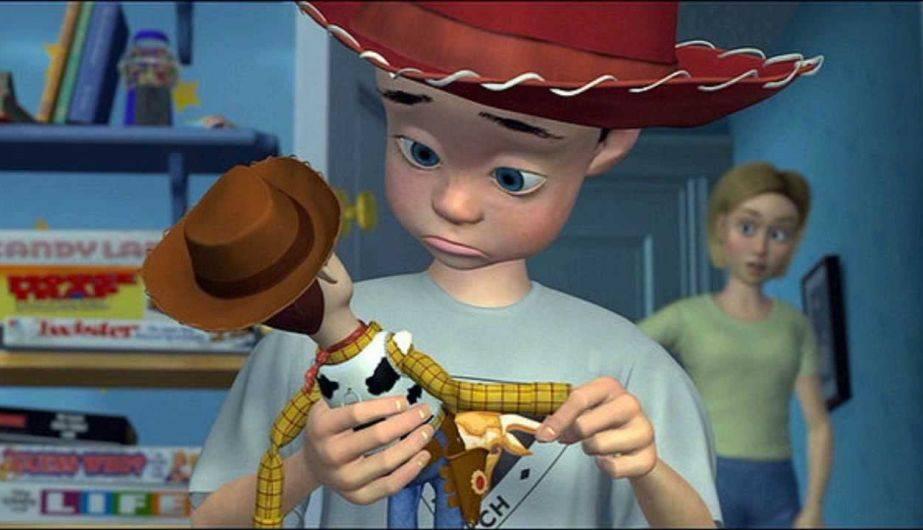 3db431cac5abf Toy Story  ¿qué pasó realmente con el papá de Andy  La respuesta a ...