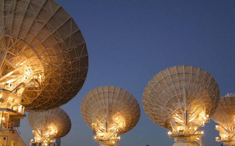 Resultado de imagen de Llegan señales del espacio