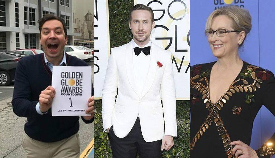 Estos son los mejores momentos de los Golden Globe 2017 (Foto: Getty Images)