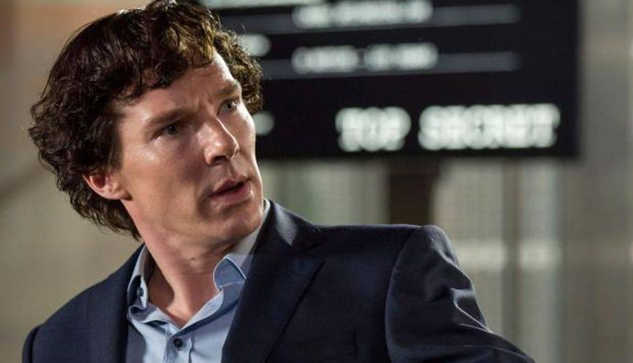 Benedict Cumberbatch es Sherlock Holmes en 'Sherlock' (Foto: BBC)