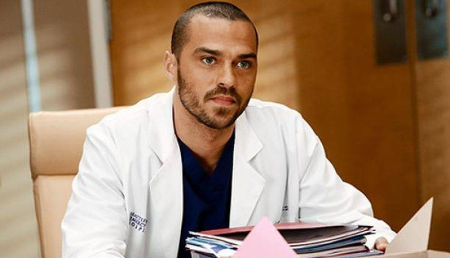 Jesse Williams es Jackson en 'Grey's Anatomy' (Foto: ABC)