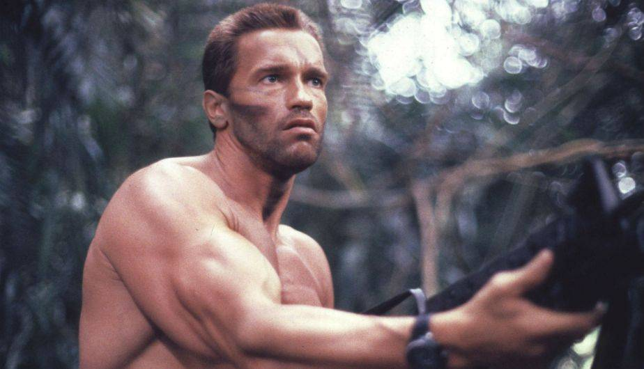 Arnold Schwarzenegger es Alan 'Dutch' Schaeffer en 'Predator' (Foto: 20th Century Fox)