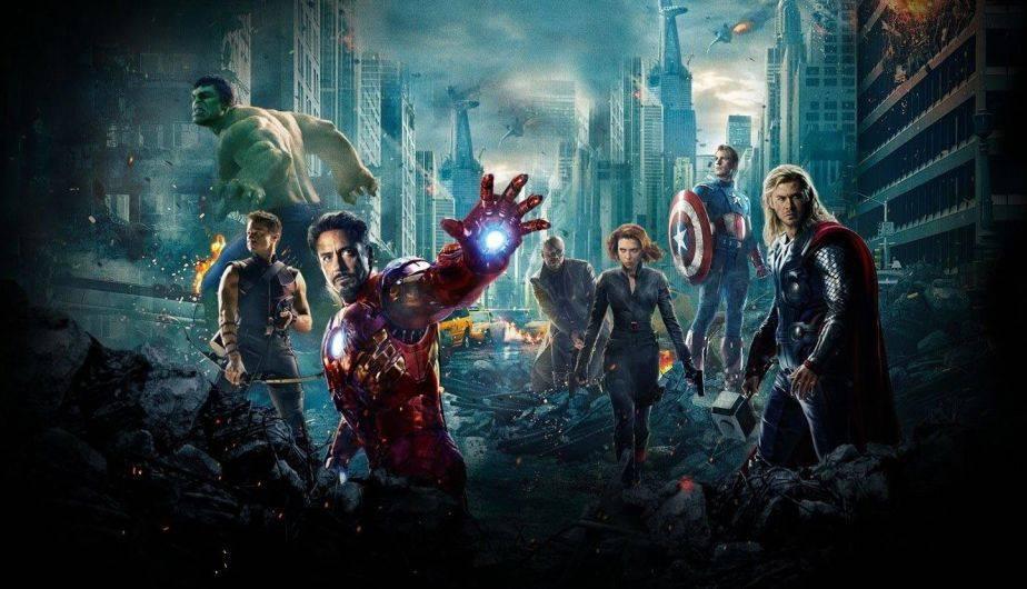 LOS AVENGERS ORIGINALES / Captain America, Iron Man, Thor, Hulk, Black Widow y Hawkeye (Foto: Marvel)