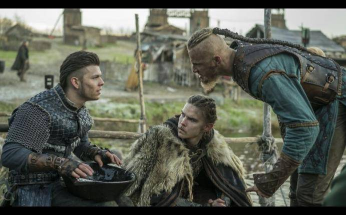 Vikings s5 lagertha sex scene - 1 10