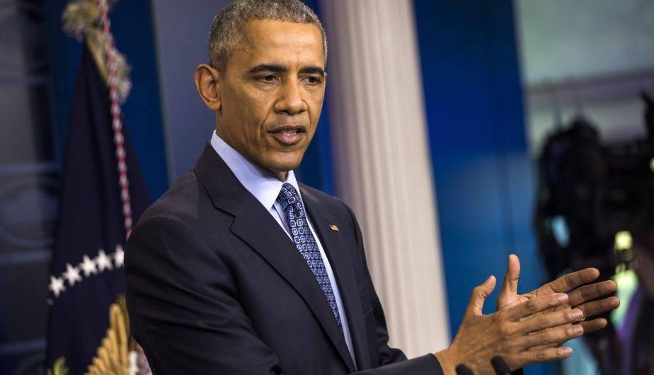 Barack Obama ofreció el miércoles su última conferencia de prensa como presidente de Estados Unidos (EFE)
