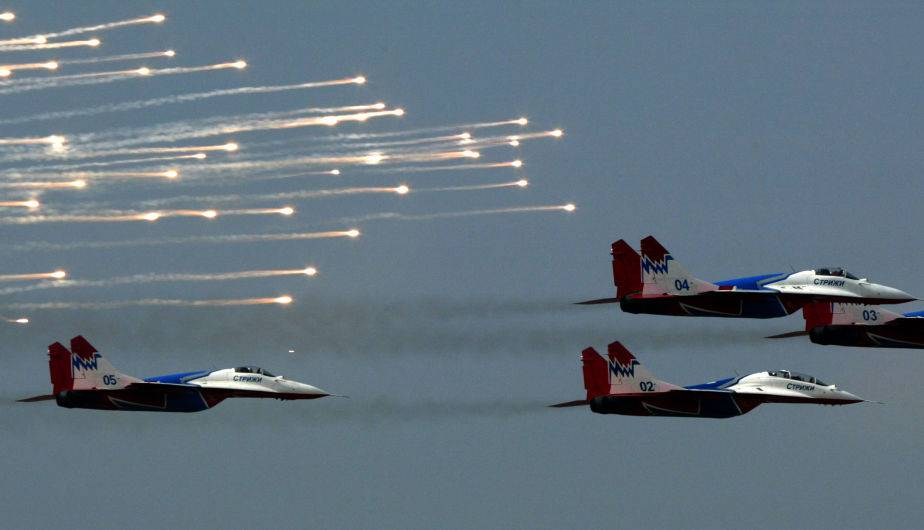 Mikoyan MiG-29. (Foto: Getty Images)