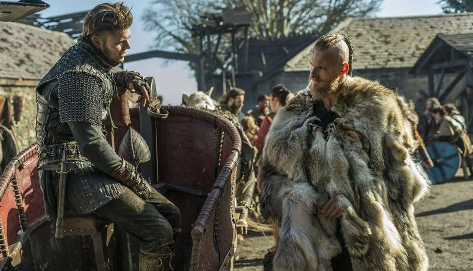 vikingos temporada 4 capitulo 19 latino