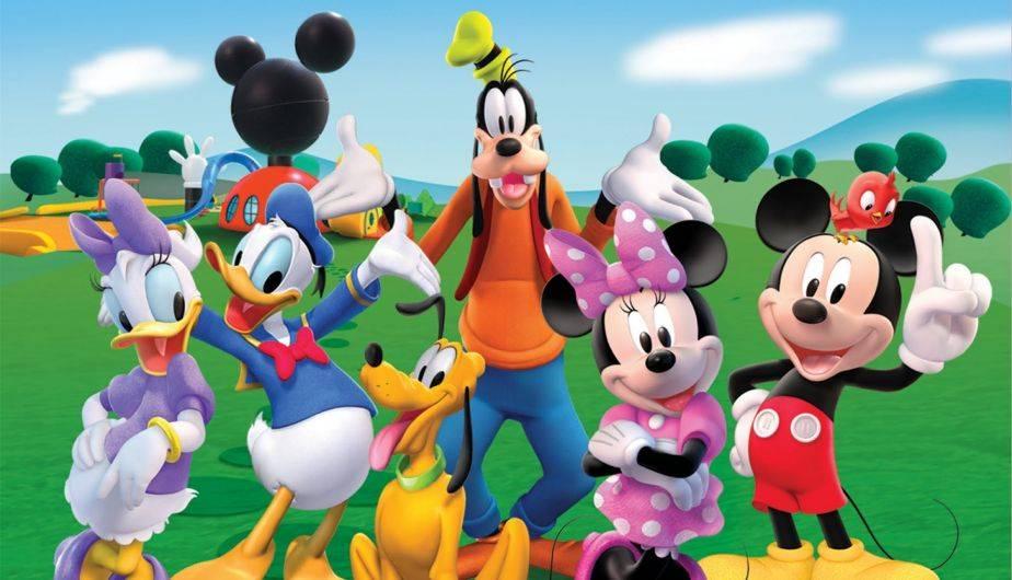 Disney Por Qué Mickey Mouse Y Otros Dibujos Animados