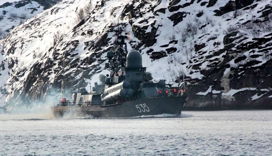 Rusia amplia su poder en el Ártico. (Foto: Ministerio de Defensa de Rusia)