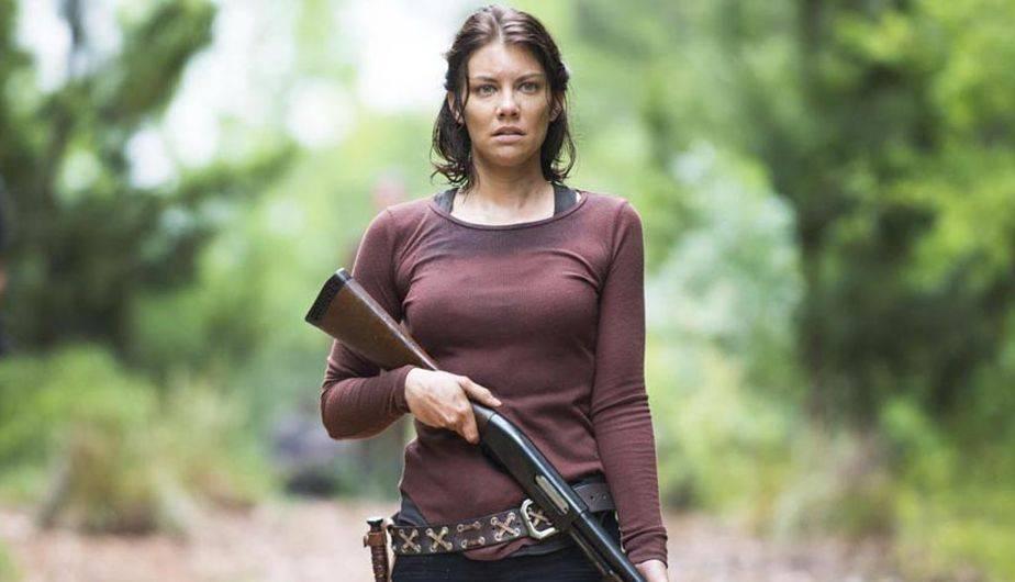 Lauren Cohan es Maggie Greene en 'The Walking Dead' (Foto: AMC)