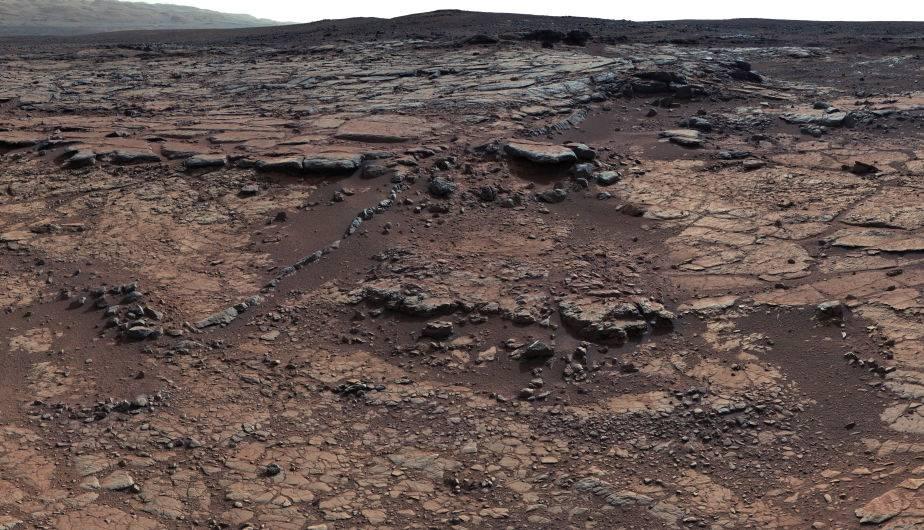 Marte: ¿agua en Marte? (Foto: NASA)