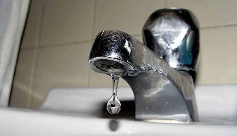 Cuidado del agua. (Foto: Difusión)