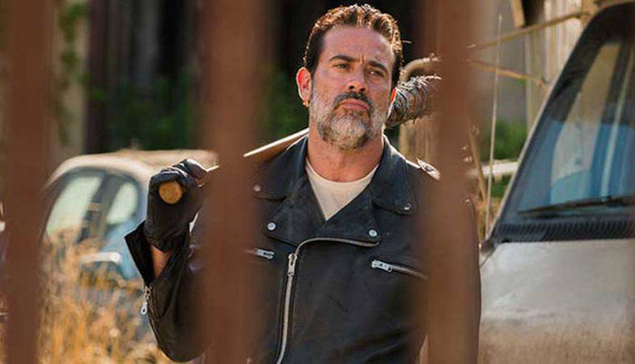 Jeffrey Dean Morgan es Negan en 'The Walking Dead' (Foto: AMC)