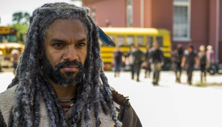 Khary Payton es Ezekiel en 'The Walking Dead' (Foto: AMC)