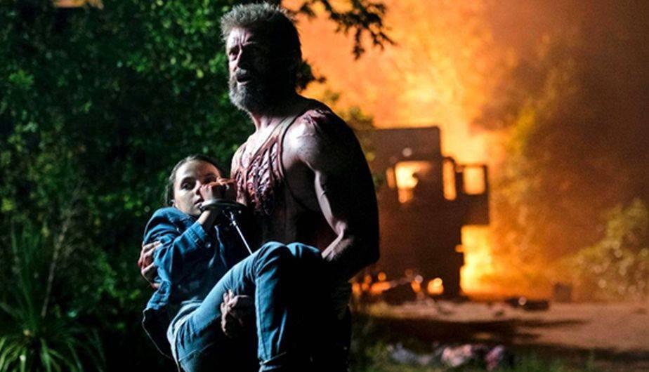 Dafne Keen es Laura y Hugh Jackman es Logan en 'Logan' (Foto: 20th Century Fox)