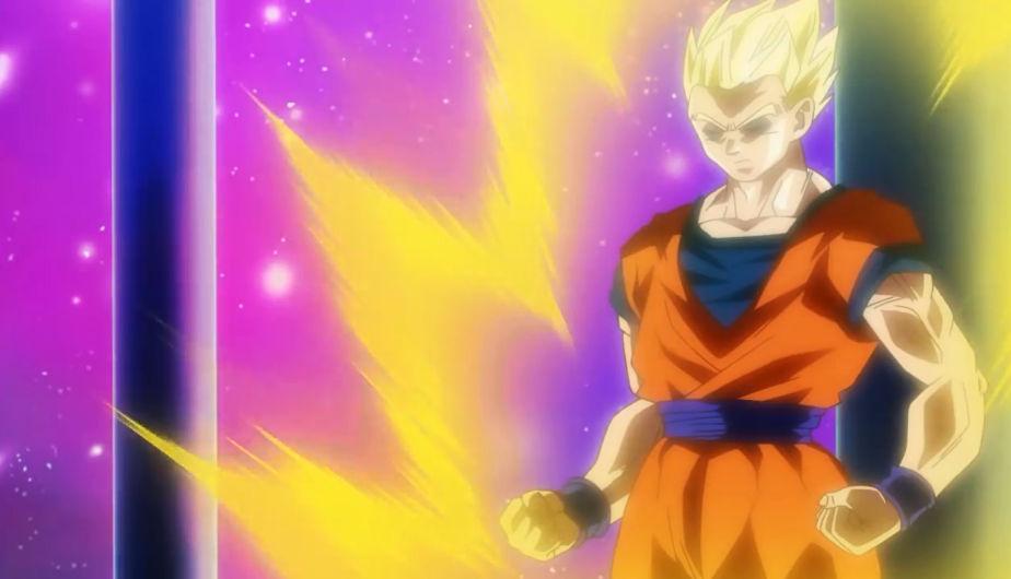 Gohan en el episodio 80 de Dragon Ball Super. (Foto: Toei Animation)