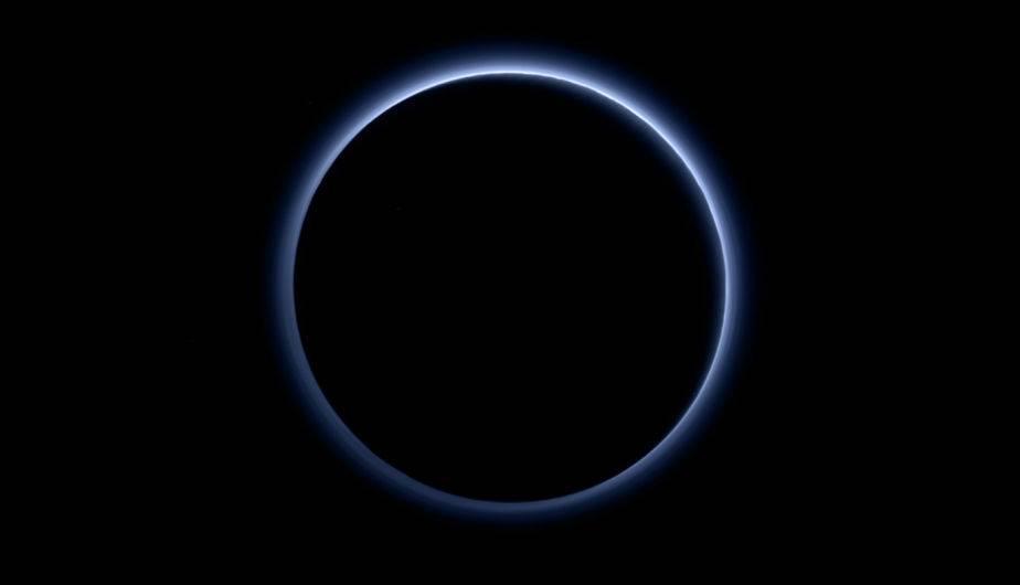 Plutón fue descubierto y clasificado como planeta en 1930. (Foto: NASA)
