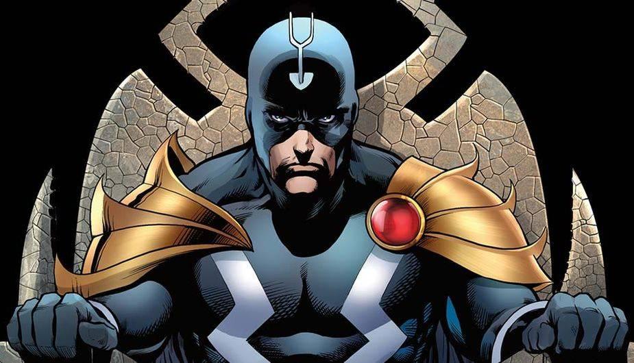 ABC y Marvel Television ya tienen a su Black Bolt para 'Inhumans' (Foto: Marvel)
