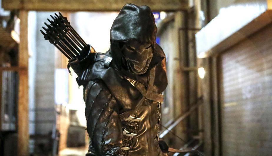 Ya se sabe quién es realmente Prometheus en la quinta temporada de 'Arrow' (Foto: The CW)