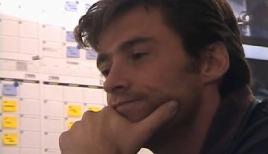 Hugh Jackman fue Wolverine en ocho películas de la franquicia de los X-Men (Foto: YouTube)