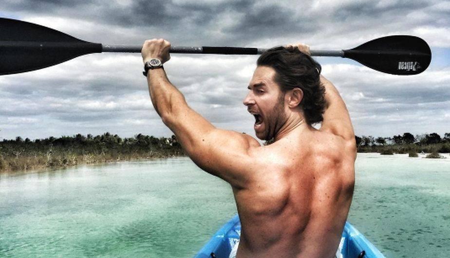 El actor Sebastián Rulli está disfrutando de unas lindas vacaciones con su familia y su novia Angelique Boyer. (Foto: Instagram)