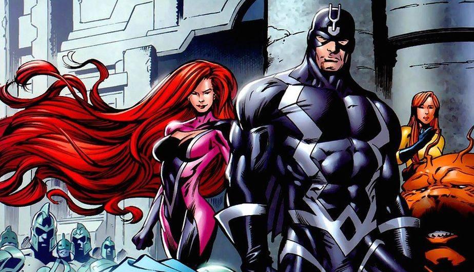 ABC y Marvel ya completaron la alineación principal de 'Inhumans' y es la siguiente... (Foto: Marvel Comics)