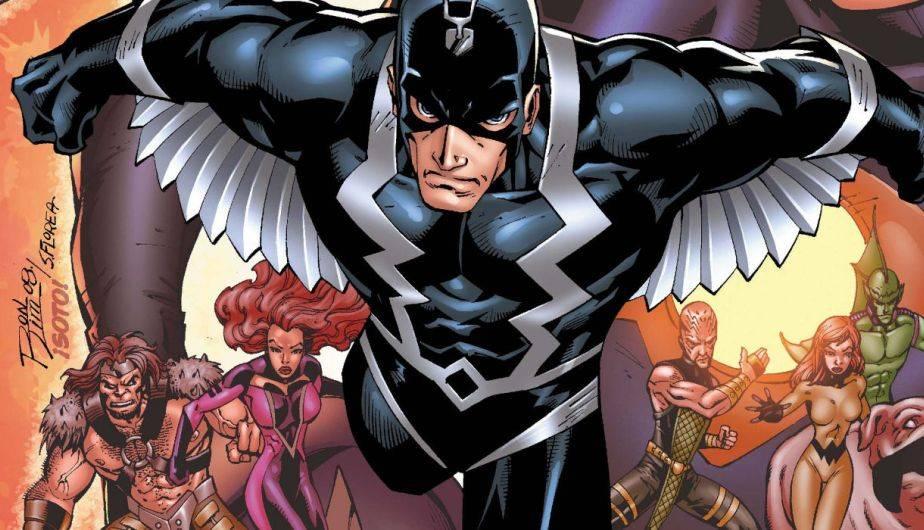 'Inhumans' será estrenada en septiembre en Estados Unidos (Foto: Marvel)