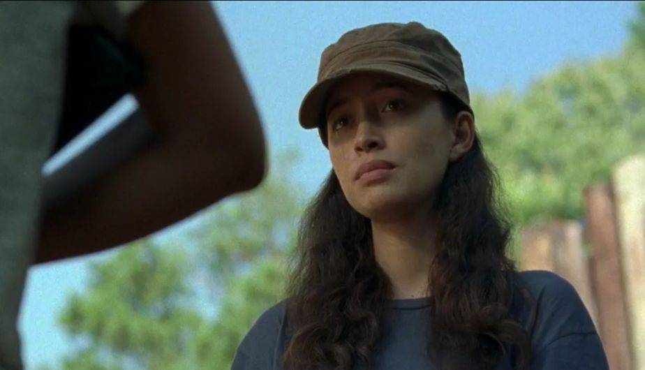 Rosita llegó a Hilltop con una propuesta para Sasha (Foto: The Walking Dead / AMC)