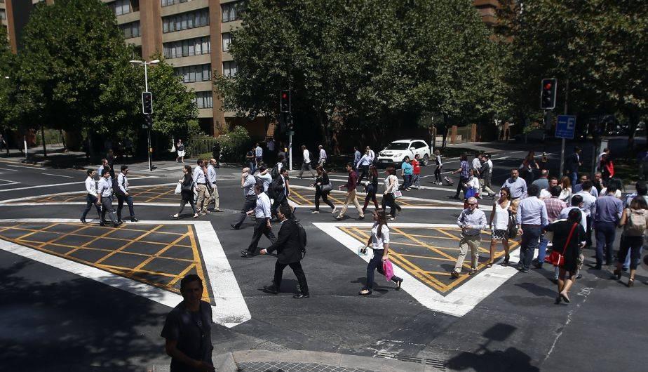 Los especialistas consideran que este cruce peatonal permitirá un ahorro de tiempo (EFE)