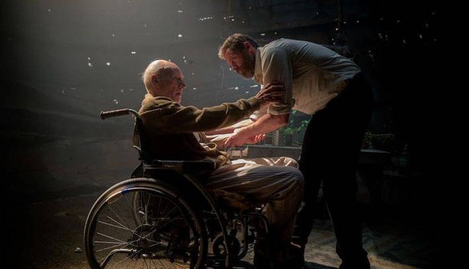 Charles Xavier y Logan son los únicos X-Men en pie (Foto: 20th Century Fox)