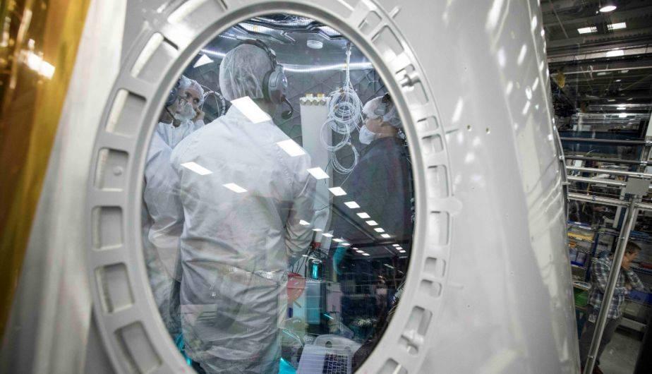 La NASA realiza los estudios necesarios para mandar al espacio misiones tripuladas (NASA)
