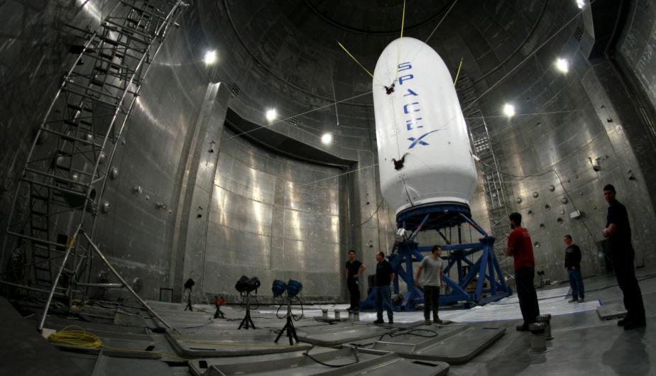 La NASA realiza los estudios necesarios para mandar al espacio misiones tripuladas (SpaceX)