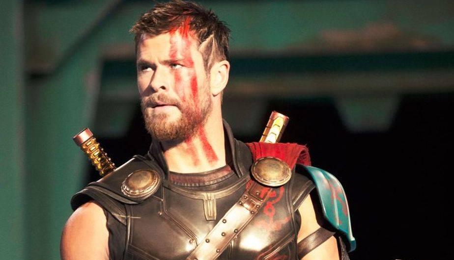 Thor estrena nuevo look en 'Thor: Ragnarok' (Foto: Marvel)
